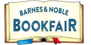 BARNES AND NOBLE BOOK FAIR RAISES $4,960.53