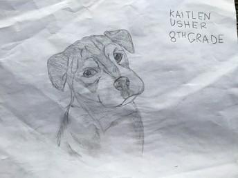 USHER, KAITLEN M 8th