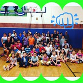 WOW! Check-out the turn out for day one of Run Club!