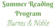 Barnes & Noble Summer Reading Journals