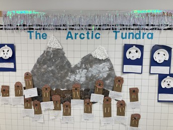 The Arctic Tundra with Our Walruses