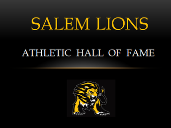 The 2020 Salem Athletics Hall of Fame Induction Ceremony Set for April 11th