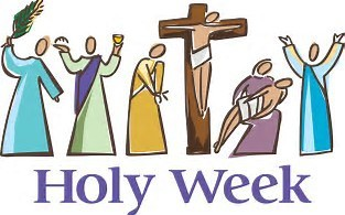 Holy Week and Easter Worship Schedule