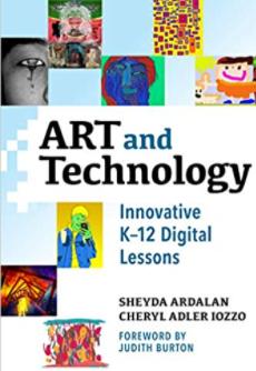 Art and Technology Book written by GPS Art Teachers from North Street School and Greenwich High School