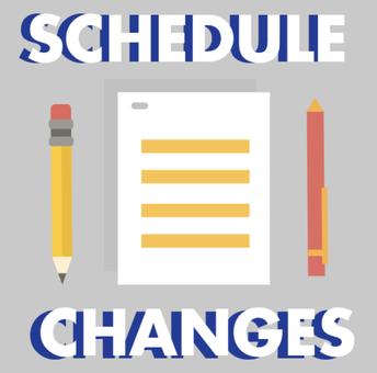 Schedule Change Requests