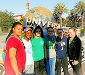Honor Band Goes to Universal Studios!