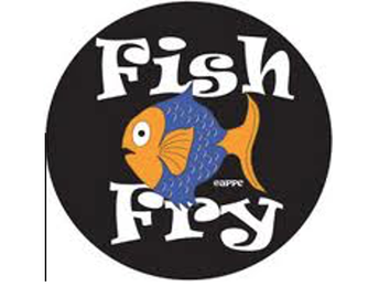 Fish Fry dinners-March 19, 26   4:30- 7:00 pm.   TAKE-OUT ONLY AT DOOR 8!