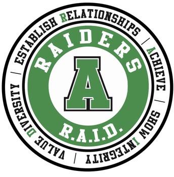 RAID Values Logo