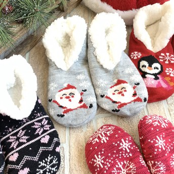 Winter/Holiday Slippers