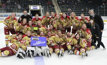 Davies Girls Hockey State Champions