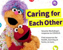 Sesame Street in Communities family resources