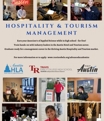 HOSPITALITY AND TOURISM MANAGEMENT PTECH