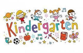 Kindergarten is COMING!