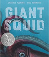 Giant Squid by Candice Fleming