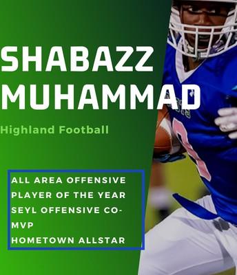 Senior Shabazz Muhammad
