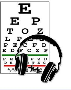 Vision and Hearing Tests