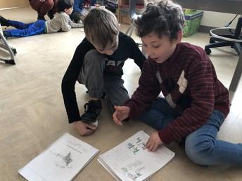 Grade Two Non-Fiction Writers
