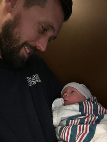 Congratulations Colvin Family!!