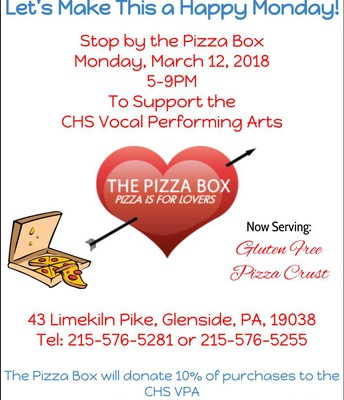 Support the CHS Vocal Performing Arts