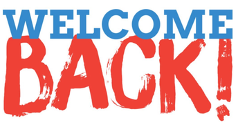 Welcome Back is just around the corner!