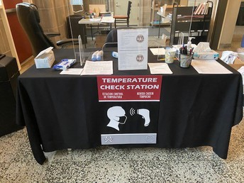 Attestation Tables for Daily Check In