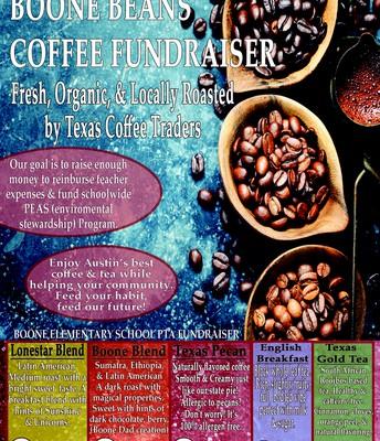 PTA Coffee Fundraiser