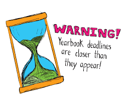 Yearbook Order Deadline-TODAY January 29