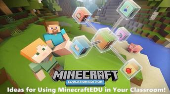 Minecraft in Education Showcase