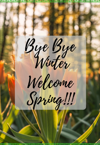 Let's Look at Spring!