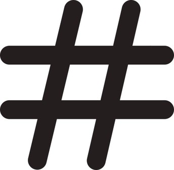 Hashtags of the week