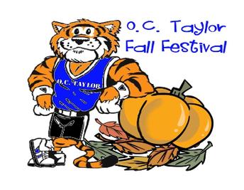 Fall Festival November 3rd 2p - 6p