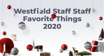 Staff was asked for their Favorite things