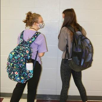 Backpack Woes