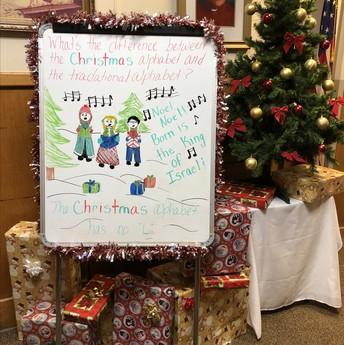 Merry December, Families!