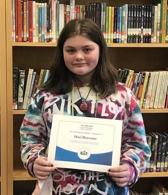Spelling Bee Runner-Up