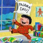 DECEMBER 19:  PAJAMA DAY