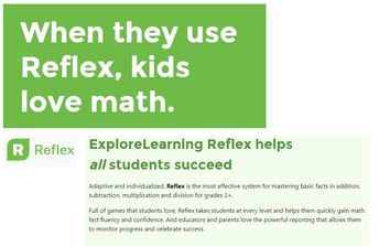 Reflex Math Grant