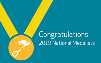 Congratulations National Scholastic Art Award Winners!