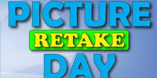 Fall Picture Retake Day is October 31st
