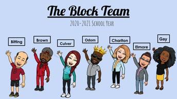 The Block Team