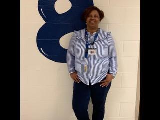 Kimberly Murrell - 8th Grade Counselor