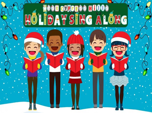 This is a link to our WCHE 2020 Holiday Sing Along