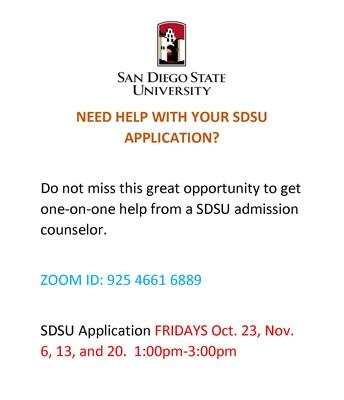 SDSU App