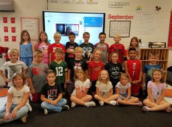 2nd Grade Growing Minds!