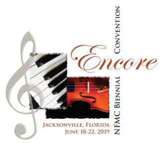 NFMC National Biennial Convention is June 18-22