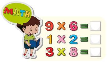 Multiplication Virtual Outing