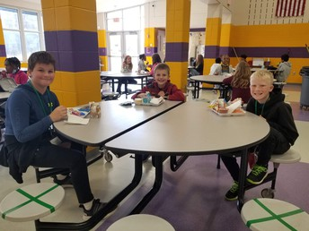 Celebrating Nat'l School Lunch Week