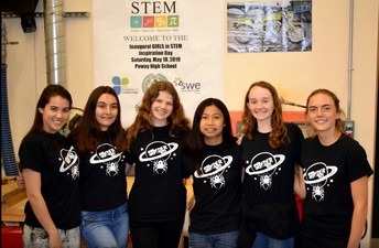 Poway High Society of Women Engineers
