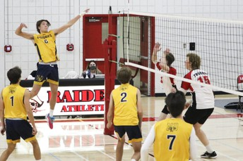 Volleyball players to play post-secondary next fall!