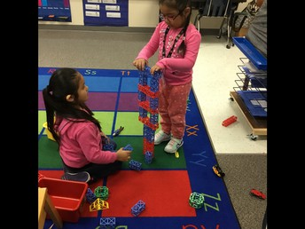 We can build tall towers!
